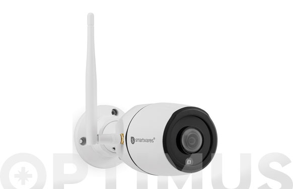 Camara ip exterior 180. full hd ip66