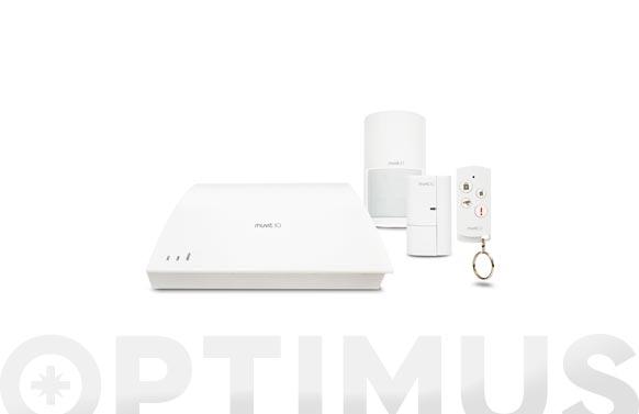 Sistema de seguridad hogar smart home