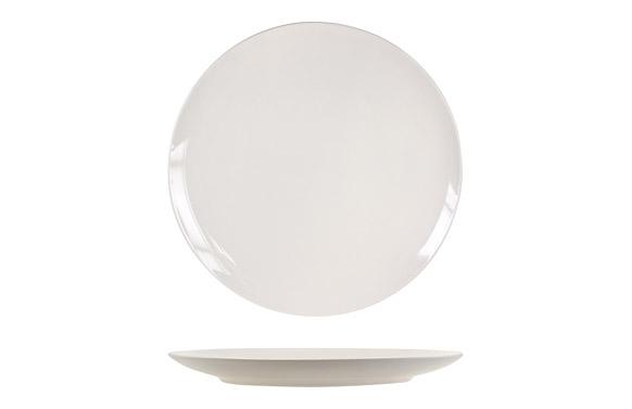 Plato new bone china coupe postre 20.5 cm