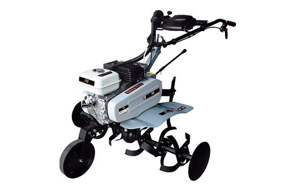 Motoazada gasolina 4t 7 hp 208cc le mans 700 aporcador + fresas 110 ancho
