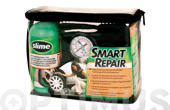 Reparador pinchazos kit smart repair
