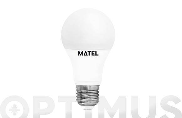 Lampara standar led al + pc e27 20 w luz fria