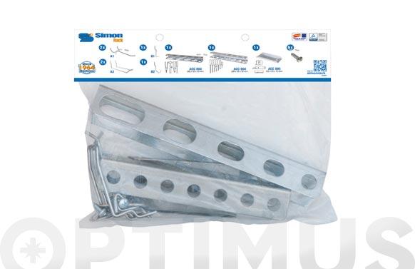 Accesorios panelclick bolsa 9 pzs