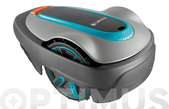 Robot cortacesped smart sileno city hasta 500 m2