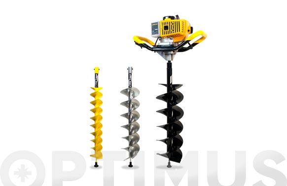 Ahoyadora gasolina drill 932-sg 52 cc 1.9 kw
