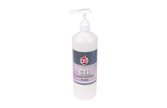 Jabon dermoprotector gel 1 l con dosificador