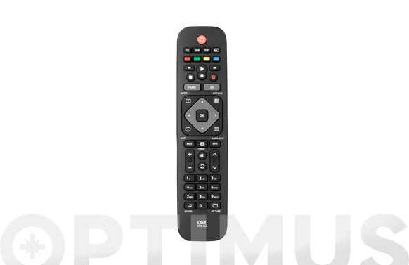 Mando a distancia smart tv programado philips
