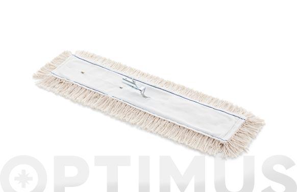 Mopa algodon con bastidor metalico 60 cm