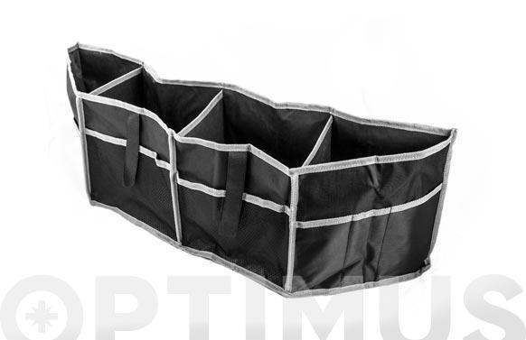 Organizador maletero 78 x 21 x 14 cm