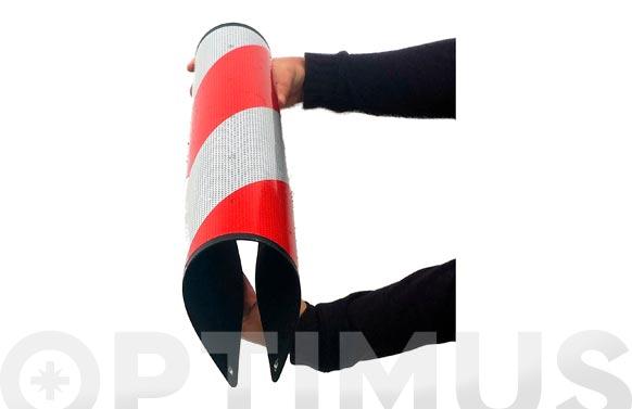 Señal carga sobresaliente v20 abs flexible 50 x 50 cm