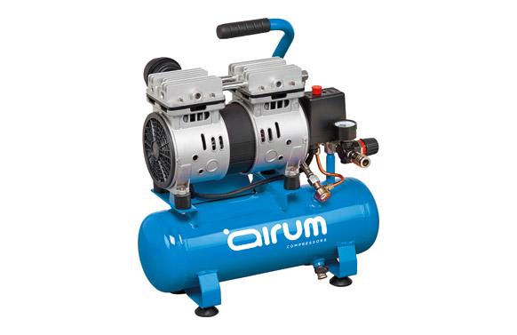 Compresor sin aceite siltek 1 hp-6l