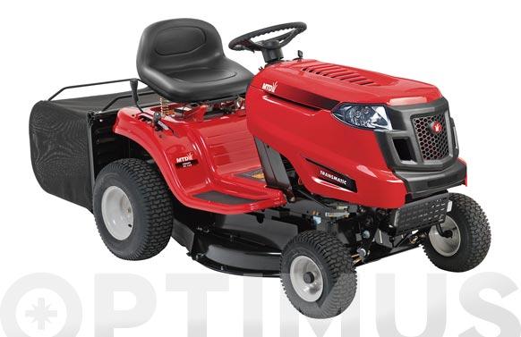 Tractor cortacesped motor mtd ohv 382 cc hasta 2500 m2 76 cm