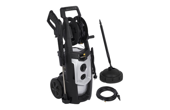 Hidrolimpiadora xg90420 170bar 450l/h 2200w con atornillador a bateria
