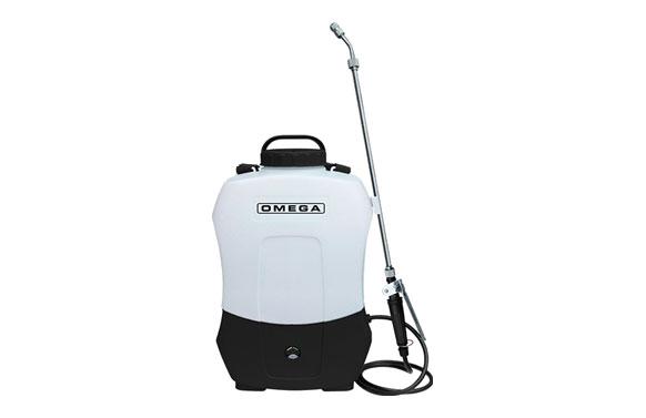 Pulverizador a bateria 18 v 6a 16 litros