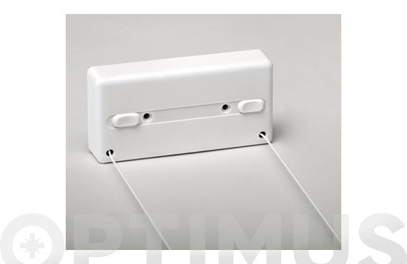 Tendedero automatico sp-2 / 2 cuerdas
