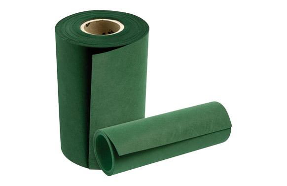 Banda de solape 0,3 x 50 m verde