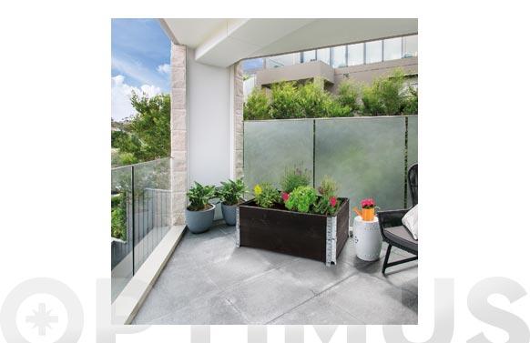 Kit huerto urbano modular 100 x 19,5 cm