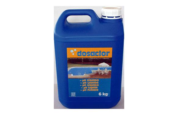 Minorador ph liquido dosaclor 6 l