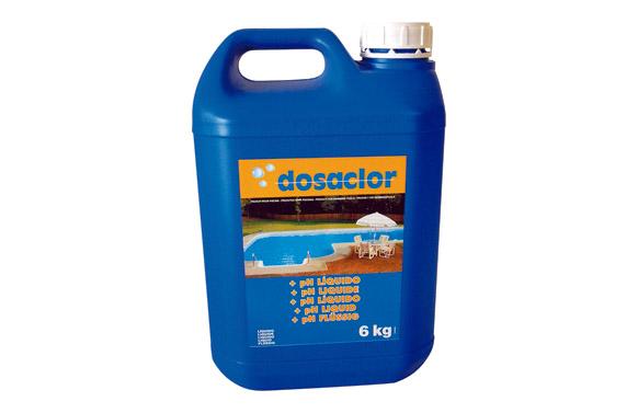 Incrementador ph liquido dosaclor 6 l