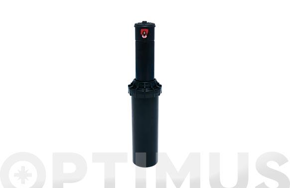 Turbina corto alcance de 5,2 a 9,1 m circuito completo o sectorial de 40. a 360.