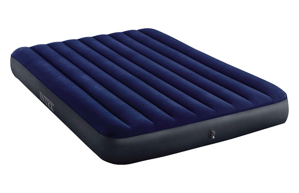 Colchon cama hinchable classic doble 152 x 203 x 25 cm