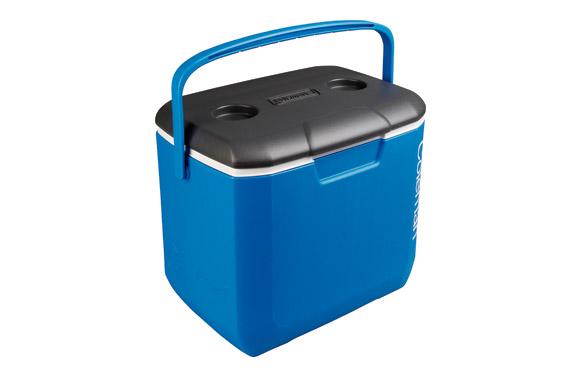 Nevera rigida 30qt black & blue 28 l