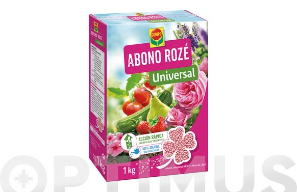 Abono roze 1 kg