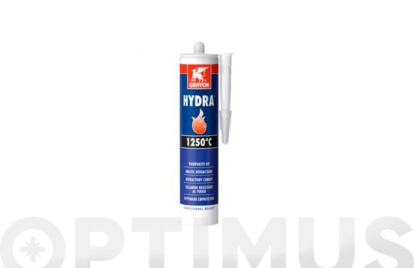 Masilla refractarifa hydra 600 gr