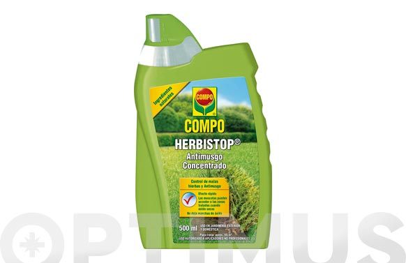Antimusgo concentrado herbistop 500 ml