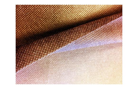 Malla antihierbas geotextil 80 gr marron 1.60 x 10 mt