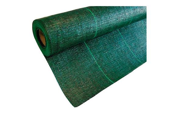 Malla antihierba 100 gr verde 1 x 10 mt