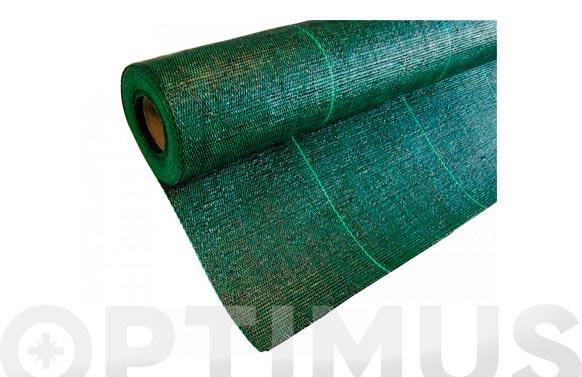 Malla antihierba 100 gr verde 2 x 10 mt