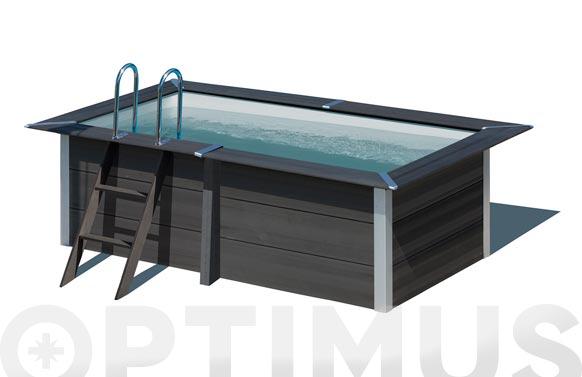 Piscina rectangular composite avantgarde 326 x 186 x 96 cm