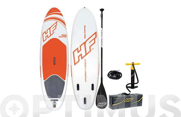 Tabla paddle surf infable aqua journey 274 x 76 x 12 cm con remo