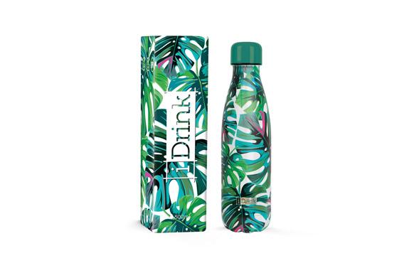 Botella termo inox 500 ml - selva