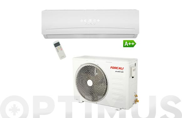 Aire acondicionado split 2250 frig inverter fsp-09hdc 20m.