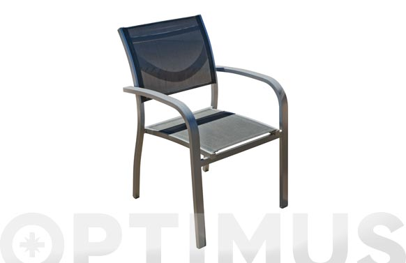 Sillon aluminio textilene amberes-3