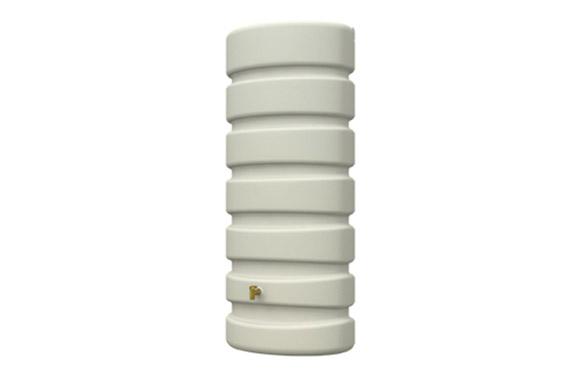 Deposito classic beige 300 l 180 x 60 x 40 cm
