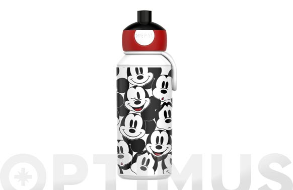 Botella pop-up campus mickey 400 ml