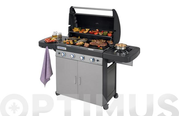 Barbacoa a gas 4 series classic ls plus 12,800 w