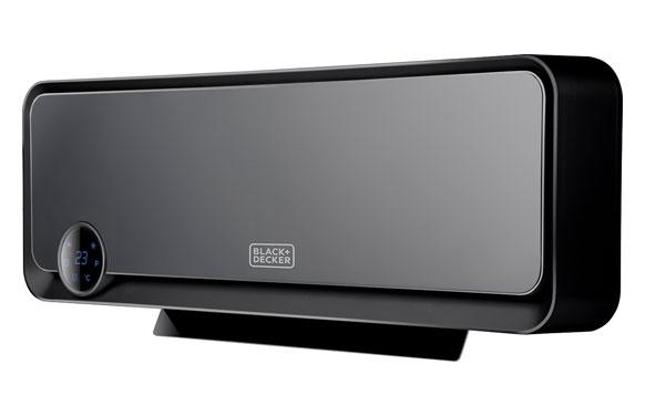 Calefactor split b&d 1000w / 2000w termostato