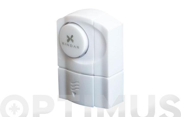 Alarma puerta ventanas (pack 4 unidades) magnetico