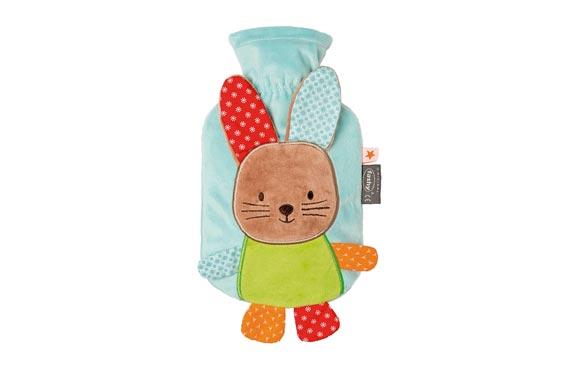 Bolsa agua caliente 0,8 lt infantil conejo