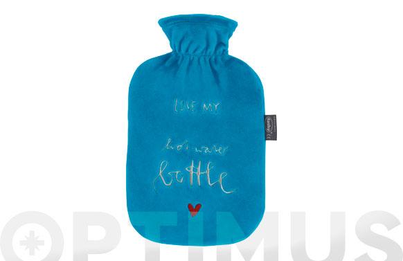 Bolsa agua caliente 2 lt polar love