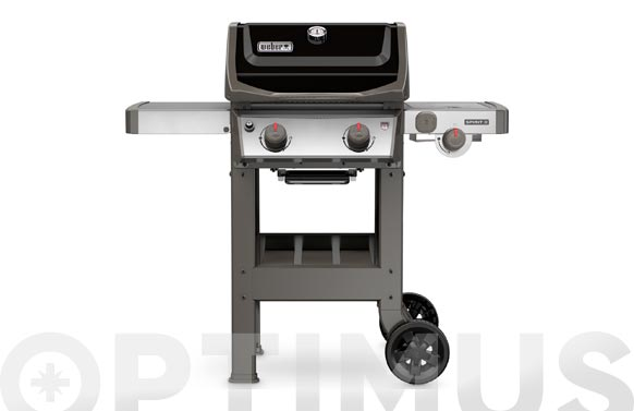 Barbacoa a gas sprit ii e-220 gbs