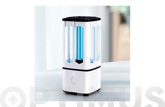 Luminaria desinfeccion uv cubic 3,8w