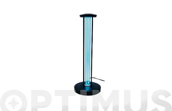 Luminaria desinfeccion uv maxi clean 55w 80 m.