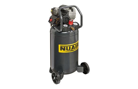 Compresor con aceite deposito vertical futura 227/10/30v 2hp 30 l