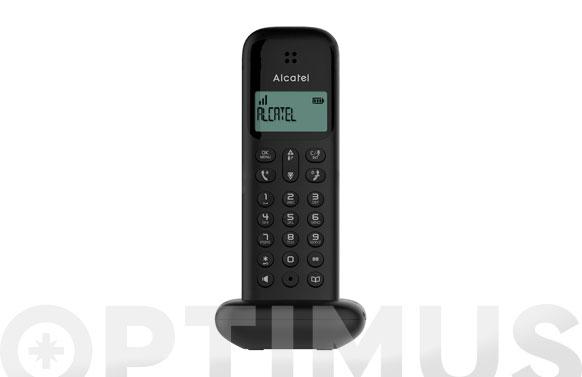 Telefono inalambrico d285 negro