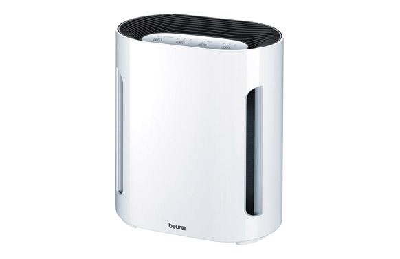 Purificador de aire beurer lr-210 60w filtro hepa y carbon activo